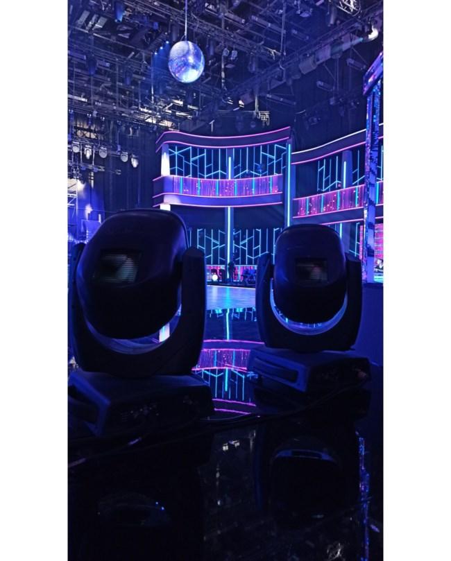 Δείτε για πρώτη φορά το νέο σκηνικό του Dancing With The Stars