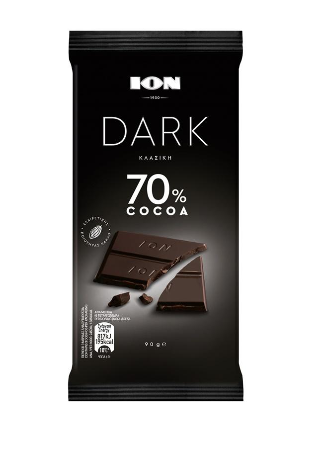 Dark 70% Cocoa