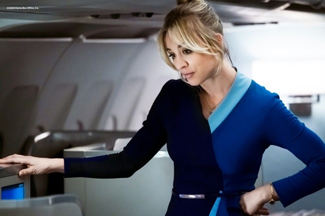 The Flight Attendant | Βρήκαμε τη σειρά που θα δούμε στην καραντίνα