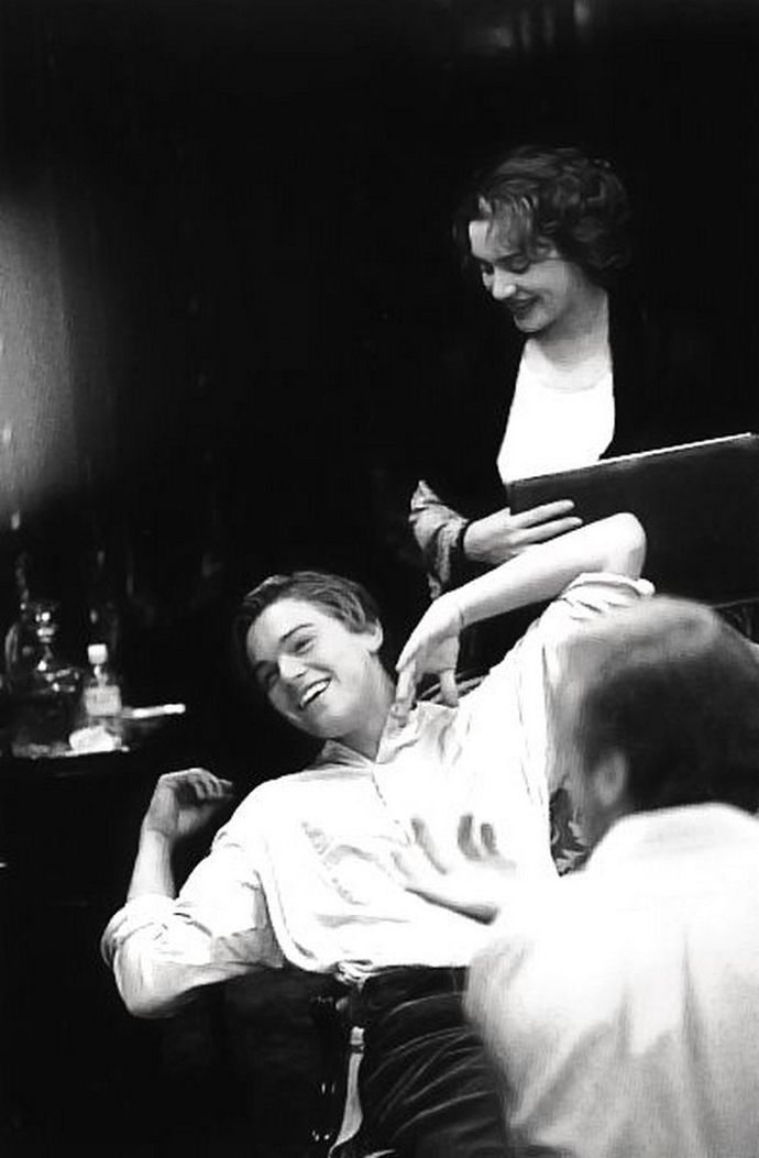 Leonardo DiCaprio - Kate Winslet