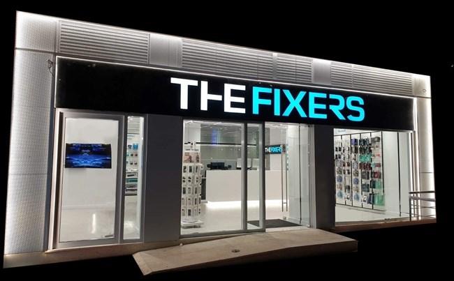 Το νέο στέκι τεχνολογίας της αλυσίδας καταστημάτων THE FIXERS είναι γεγονός