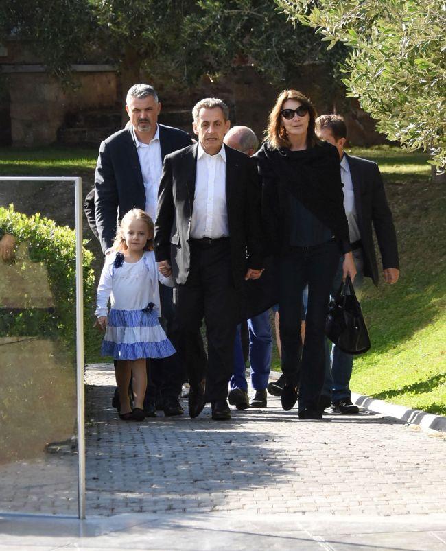 Carla Bruni & Nicolas Sarkozy - εικόνα 2