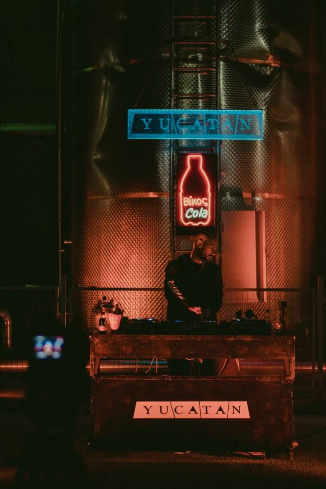 Το 1ο DJ set των Yucatan… ήταν μόνο η αρχή!