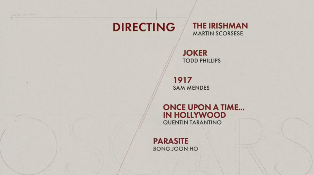 Oscars 2020 - εικόνα 2