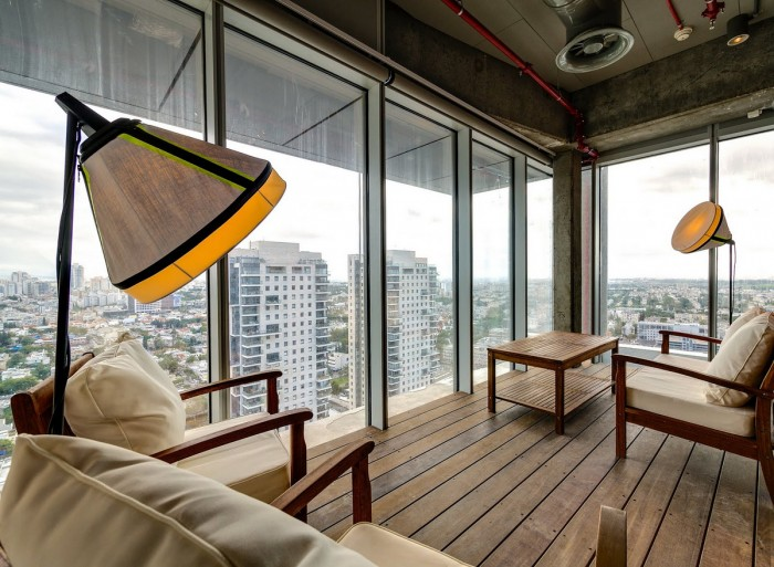 Αυτά Είναι Τα Γραφεία Της Google Στο Τελ-Αβίβ
