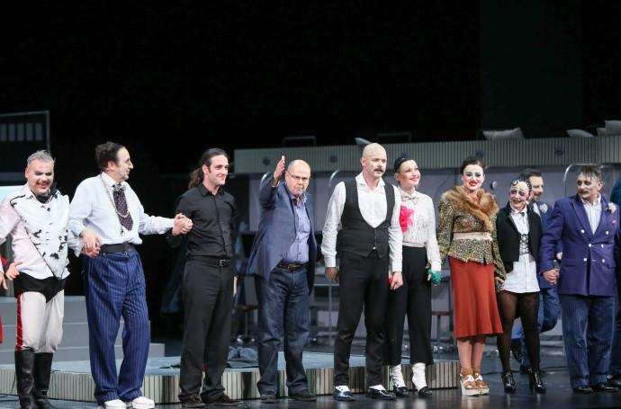 Η Όπερα Της Πεντάρας: Επίσημη Πρεμιέρα - εικόνα 2