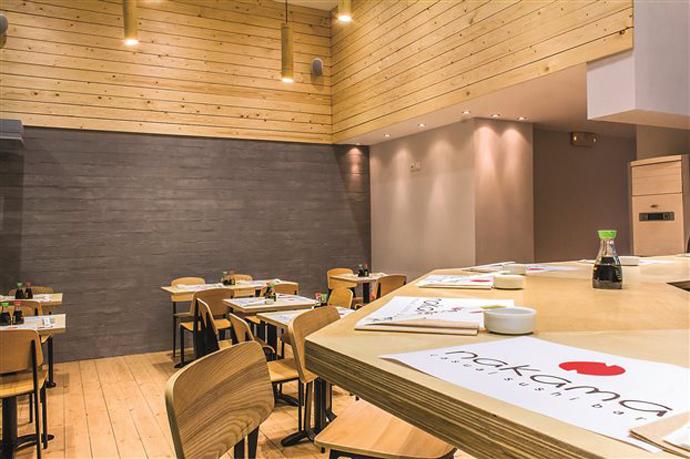 Nakama: The Casual Sushi Bar