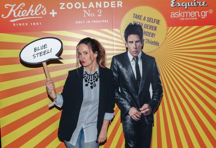 Zoolander 2 by Esquire & Kiehl's - εικόνα 4