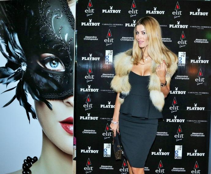 Όσα Έγιναν Στο 1ο Playboy Masquerade Party - εικόνα 7