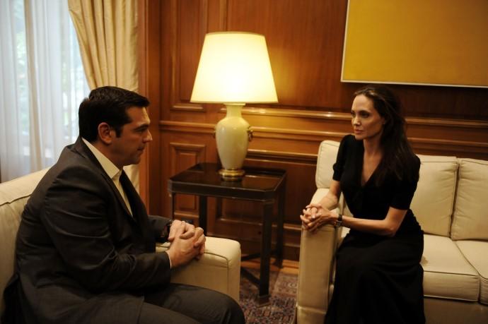 Η Angelina Jolie Στην Ελλάδα - εικόνα 2