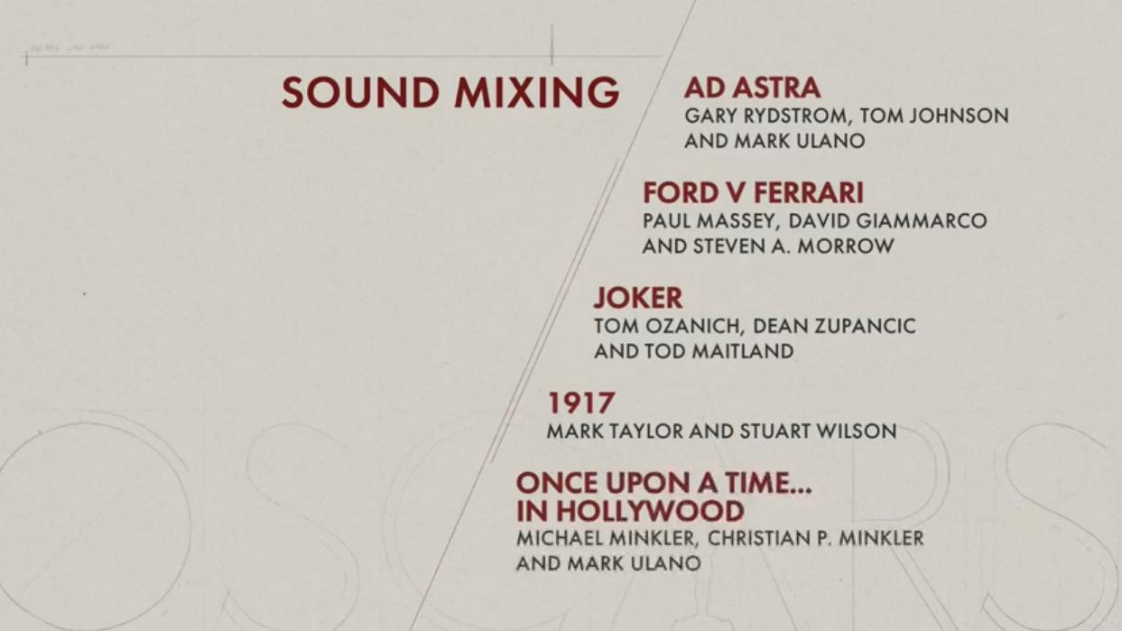 Oscars 2020 - εικόνα 16
