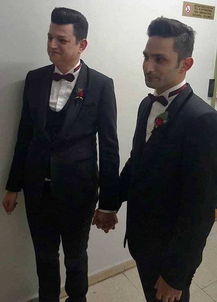 Gay Γάμος Στην Κύπρο