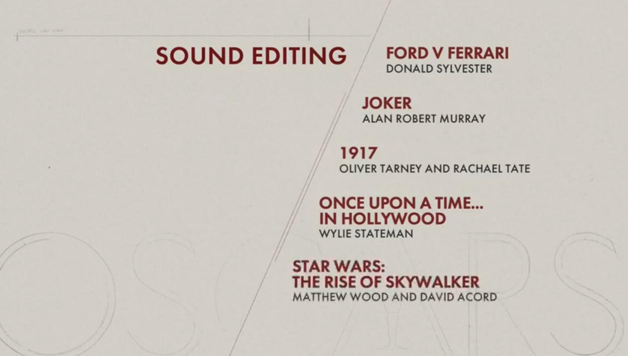 Oscars 2020 - εικόνα 17