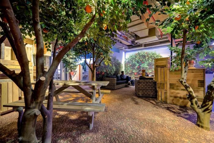 Αυτά Είναι Τα Γραφεία Της Google Στο Τελ-Αβίβ - εικόνα 7