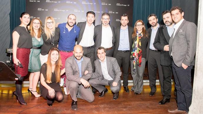 Τα Samsung Galaxy S7 Edge Και S7 Επίσημα Στην Ελλάδα