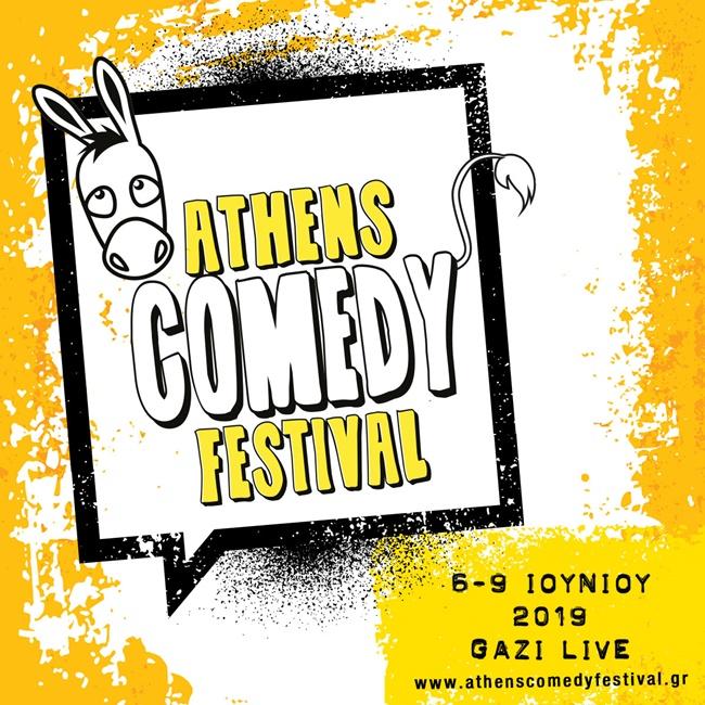 Athens Comedy Festival 2019