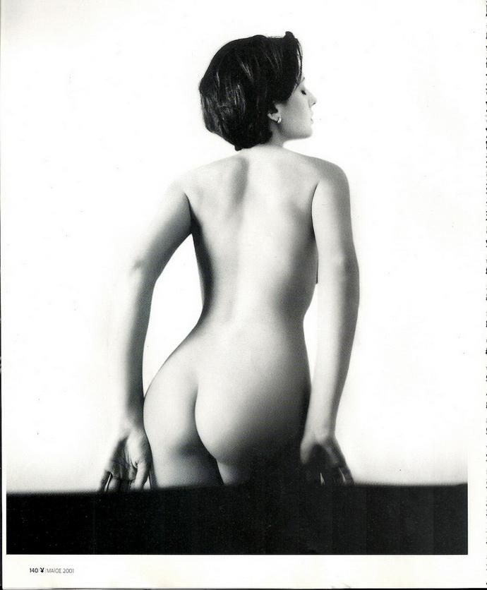 Θυμόμαστε: Εβελίνα Παπαντωνίου Στο Playboy, Το Μακρινό 2001 - εικόνα 2
