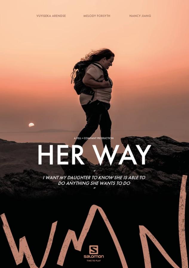 "Salomon WMN: To φιλμ ""Her Way"" είναι φόρος τιμής στις ξεχωριστές γυναίκες"