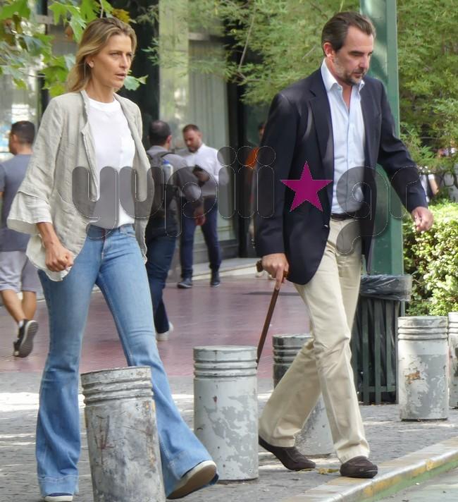Πρίγκιπας Νικόλαος & Τατιάνα Μπλάτνικ