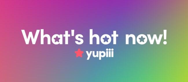 Ό,τι σου αρέσει είναι στο Yupiii