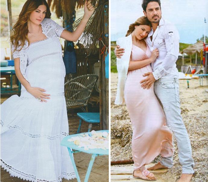 Time Machine: 12 διάσημες Ελληνίδες που φωτογραφήθηκαν κατά τη διάρκεια της εγκυμοσύνης - εικόνα 8