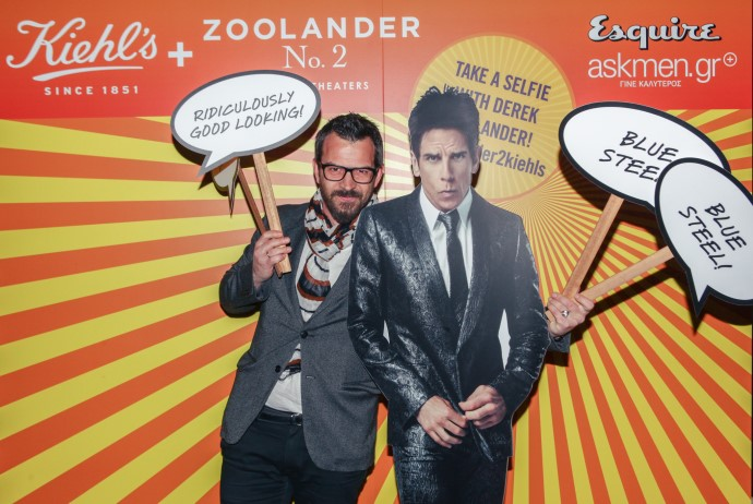Zoolander 2 by Esquire & Kiehl's - εικόνα 7