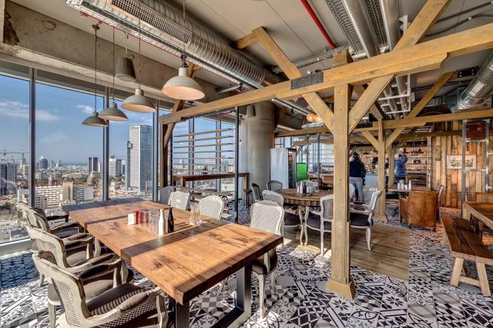 Αυτά Είναι Τα Γραφεία Της Google Στο Τελ-Αβίβ - εικόνα 12