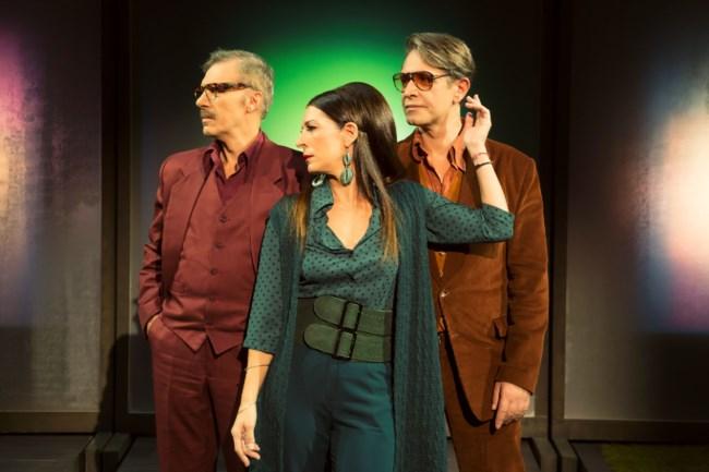 """H """"Προδοσία"""" του Χάρολντ Πίντερ από 15 Οκτωβρίου στο Θέατρο Βρετάνια - Δείτε το τρέιλερ!"""