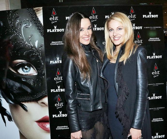 Όσα Έγιναν Στο 1ο Playboy Masquerade Party - εικόνα 5