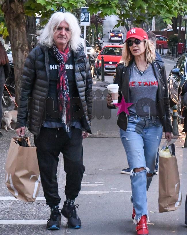 Άννα Βίσση & Νίκος Καρβέλας