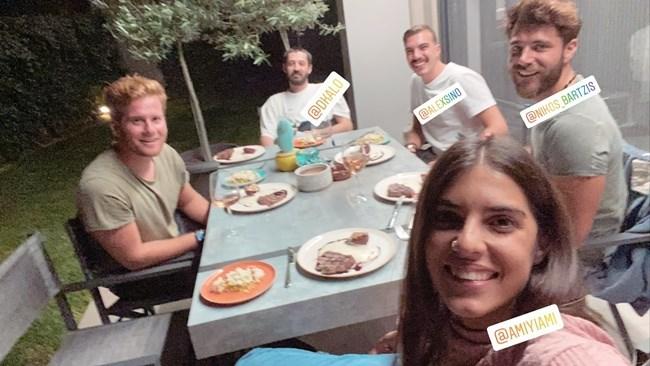 Βέλλη, Μπάρτζης, Καφετζής συνάντησαν … το MasterChef