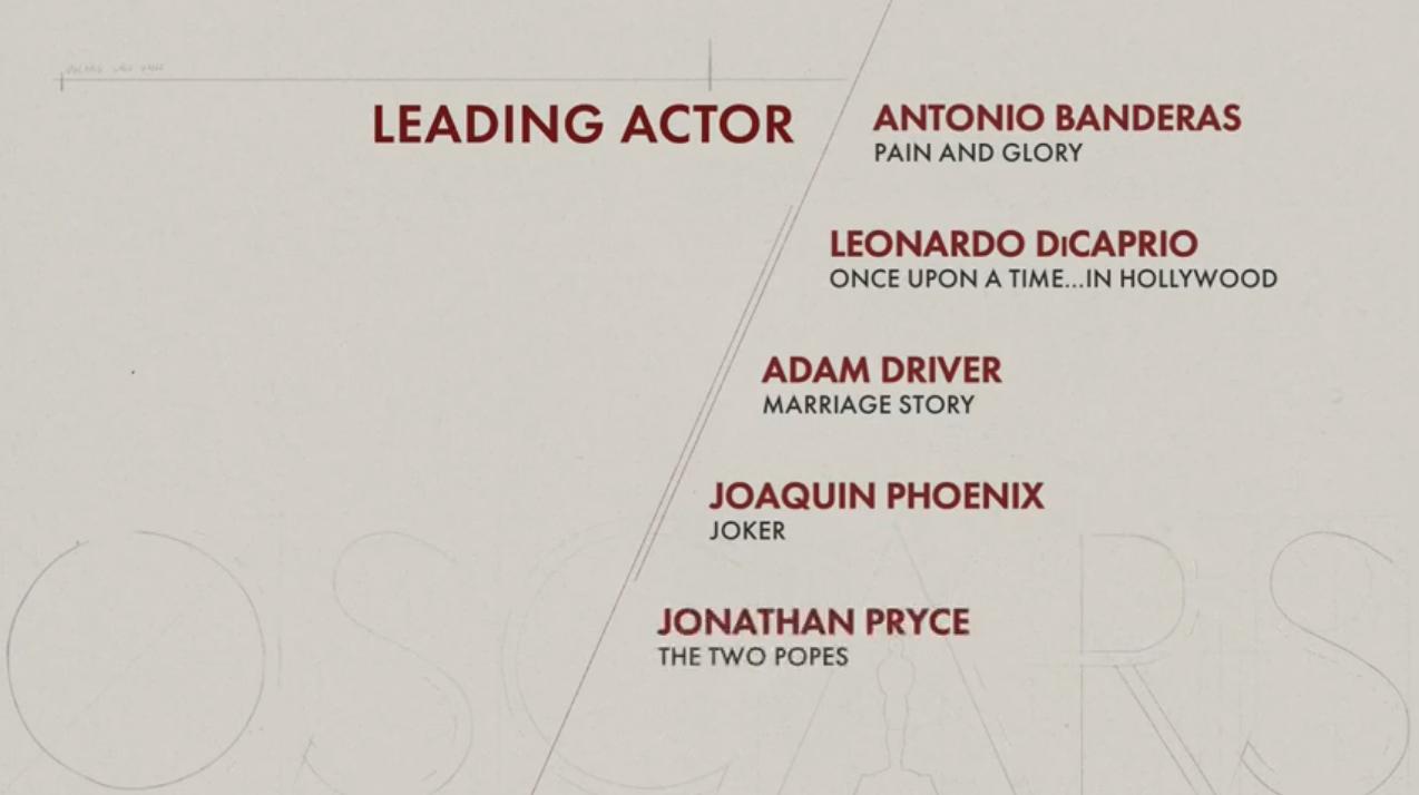Oscars 2020 - εικόνα 3