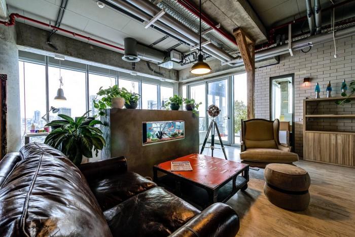 Αυτά Είναι Τα Γραφεία Της Google Στο Τελ-Αβίβ - εικόνα 2