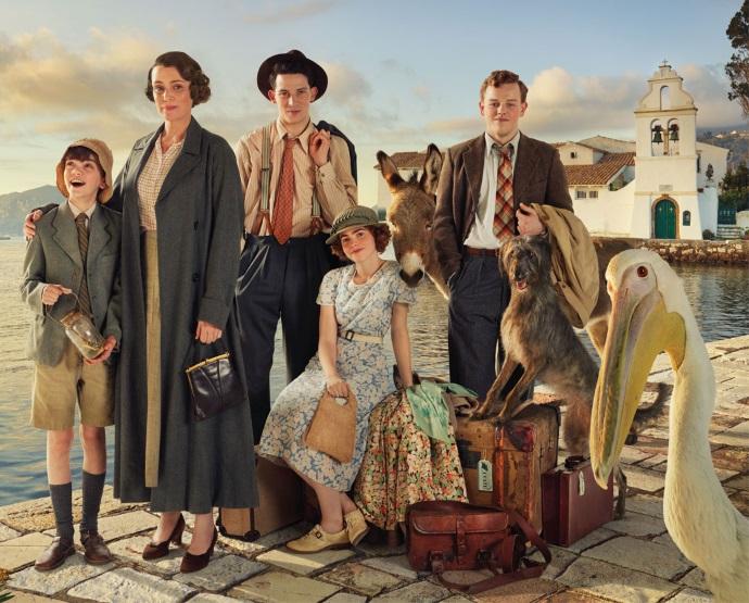 The Durrells: H κορυφαία βρετανική σειρά που γυρίστηκε στην Κέρκυρα έρχεται αποκλειστικά στο COSMOTE TV