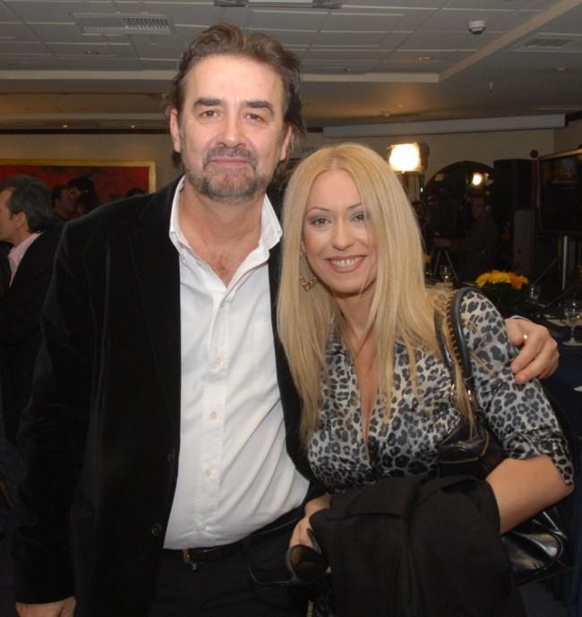 Γιώργος Χουλιάρας & Μαρία Μπακοδήμου