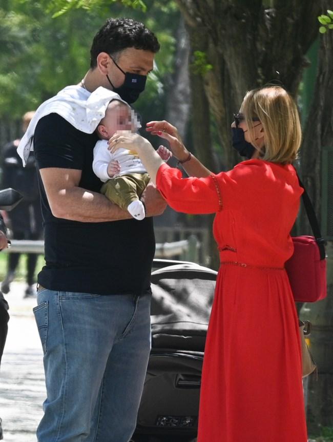 Τζένη Μπαλατσινού – Βασίλης Κικίλιας: Πότε θα γίνει η βάφτιση του γιου τους;