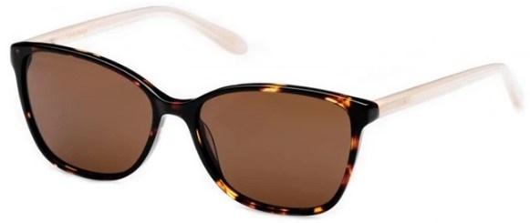 Γυαλιά ηλίου με σκελετό πεταλούδα Lenshop