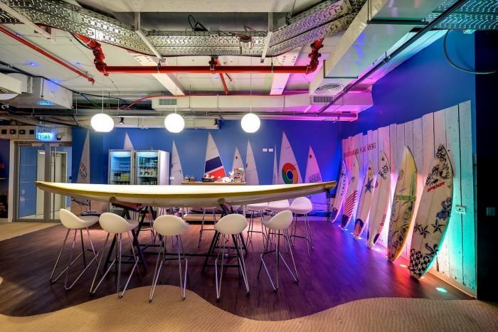 Αυτά Είναι Τα Γραφεία Της Google Στο Τελ-Αβίβ - εικόνα 9