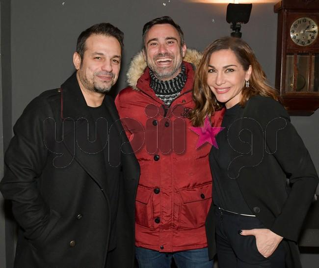 Δέσποινα Βανδή & Ντέμης Νικολαΐδης | Η τελευταία κοινή δημόσια εμφάνισή τους