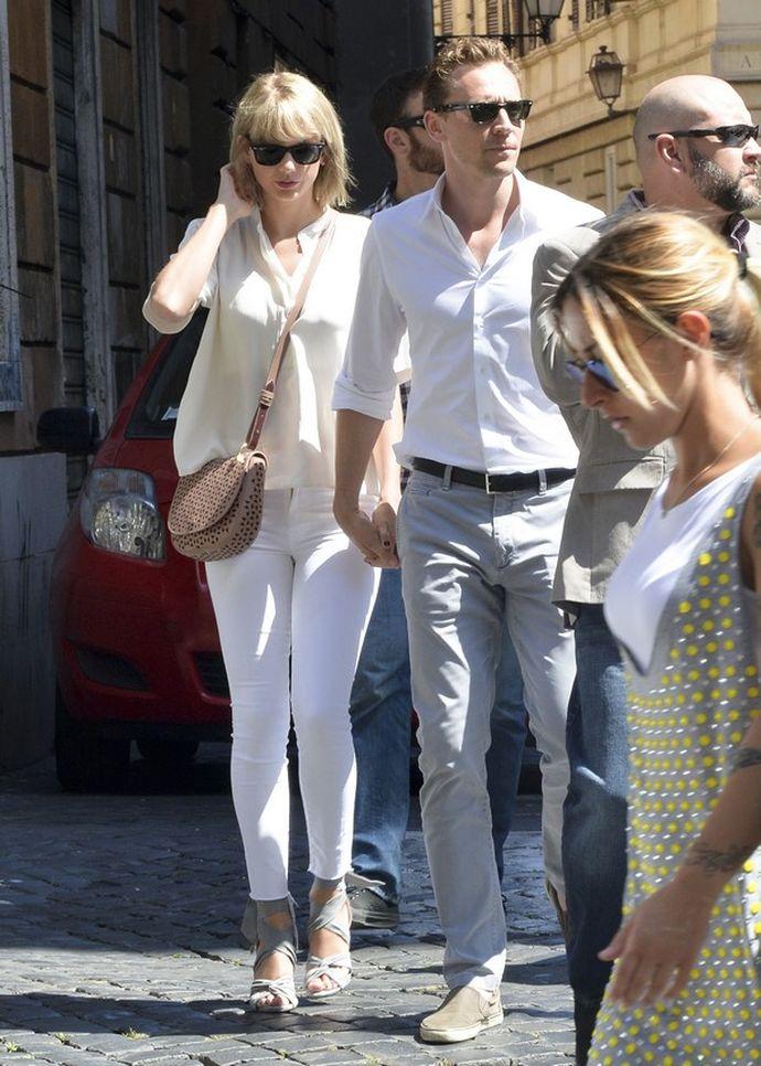 Tom Hiddleston – Taylor Swift