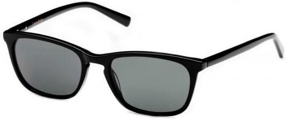 Μαύρα γυαλιά ηλίου Lenshop