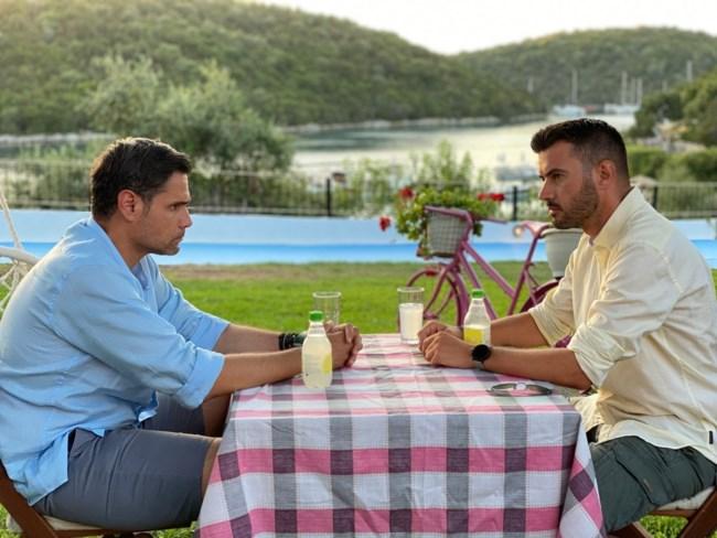 Δημήτρης Ουγγαρέζος & Γιάννης Τσιμιτσέλης στο Fishy