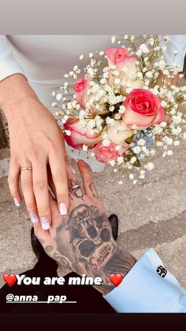 Ο Στηβ Μιλάτος μόλις παντρεύτηκε!