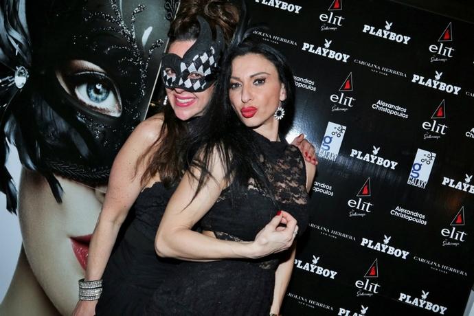 Όσα Έγιναν Στο 1ο Playboy Masquerade Party - εικόνα 11