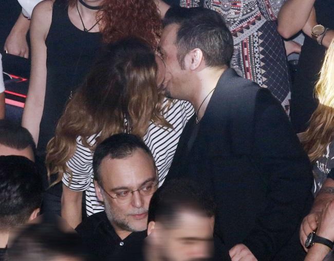 Δέσποινα Βανδή & Ντέμης Νικολαΐδης   celebrities Ειδήσεις   Yupiii.gr
