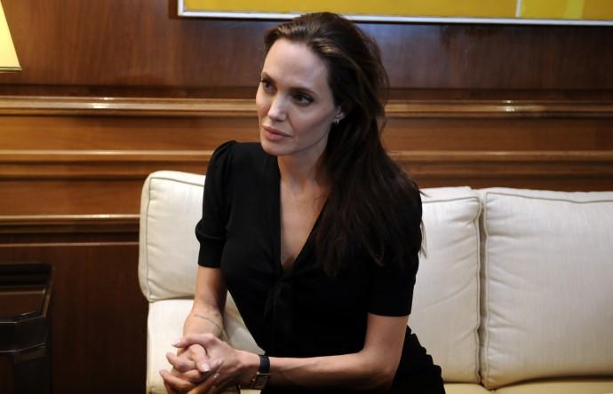 Η Angelina Jolie Στην Ελλάδα - εικόνα 3