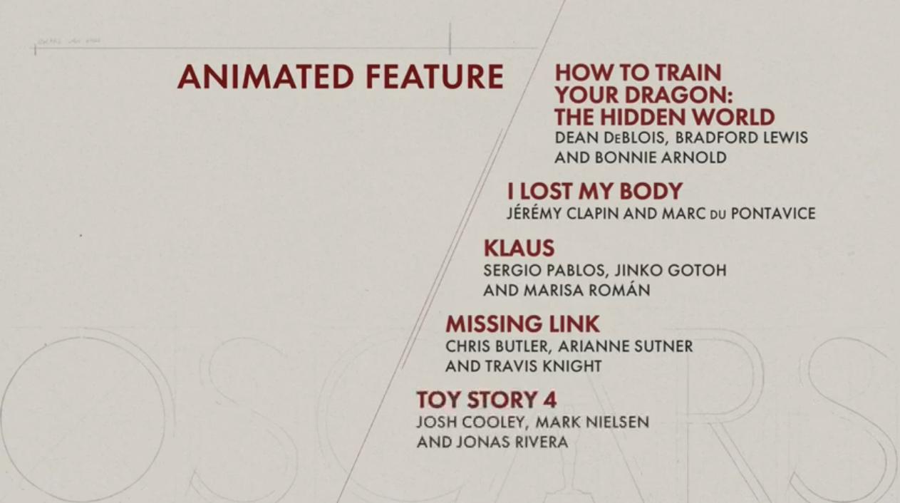 Oscars 2020 - εικόνα 19