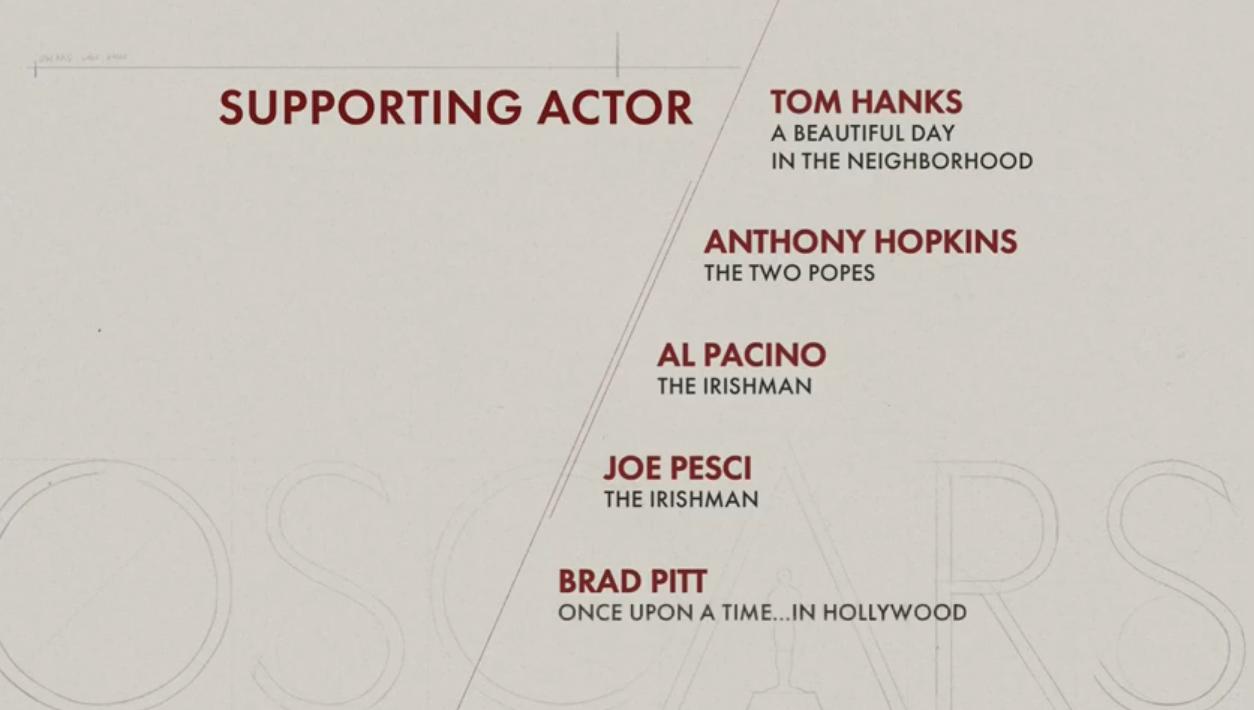 Oscars 2020 - εικόνα 5