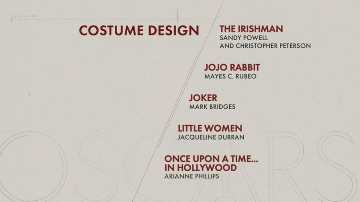 Oscars 2020 - εικόνα 10