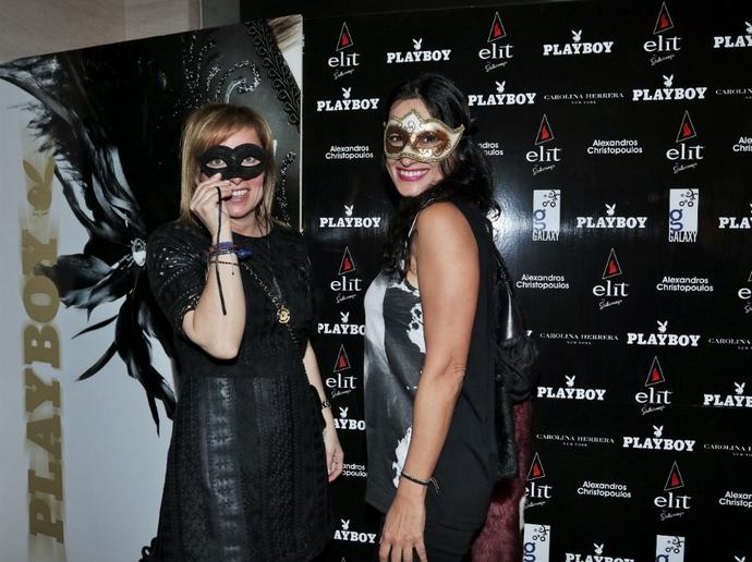 Όσα Έγιναν Στο 1ο Playboy Masquerade Party - εικόνα 9